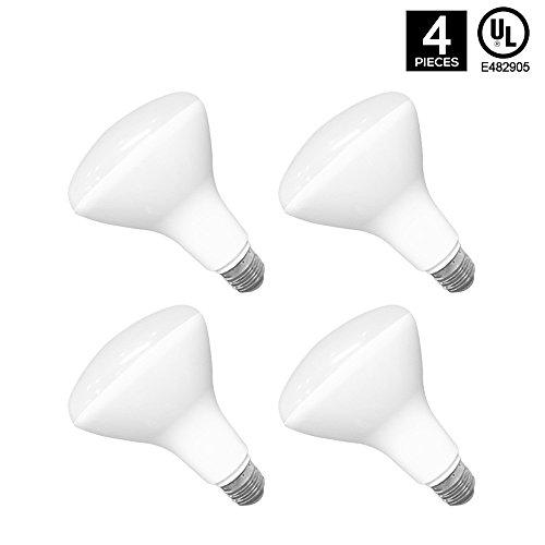 Wide Flood Light Bulb BR30 8W UL&Energy Star-Listed