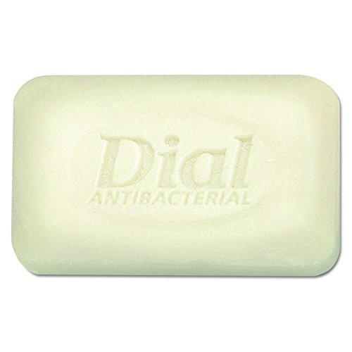2.5 Ounce Antibacterial (Dial DIA 00098 Antibacterial Deodorant Bar Soap, Unwrapped, 2.5 oz. (Pack of 200))