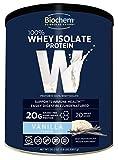 Biochem 100% Whey Protein, Vanilla, 1.8 Lb