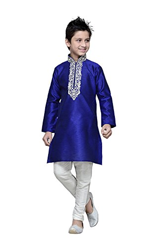 The Stylam Indian Designer Partywear Ethnic Wedding Royal Blue Wedding Readymade by The Stylam