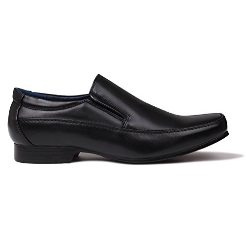 Giorgio Men's Loafer Flats black Size: 14