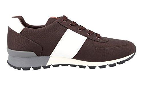 Prada 4e2718 Ols F0s61, Herren Sneaker