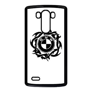 Exquisite stylish phone protection shell LG G3 Cell phone case for BMW Logo pattern personality design