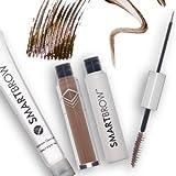 SMARTBROW Eyebrow Filler 2.4ml & Cleanser Duo In Brunette 15ml Review