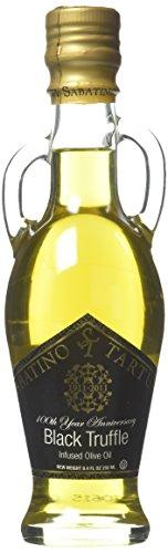 (Sabatino Tartufi Black Truffle Infused Olive Oil, 8.4 Ounce)