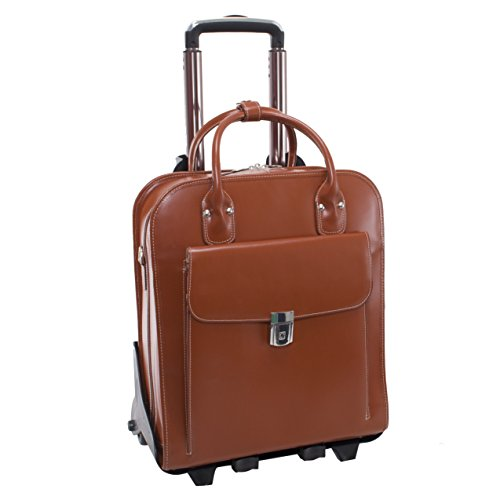 McKlein, W Series, LA Grange, Top Grain Cowhide Leather, 15