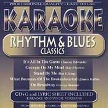 Various Artists - Karaoke: Rhythm & Blues Classics - Amazon com Music