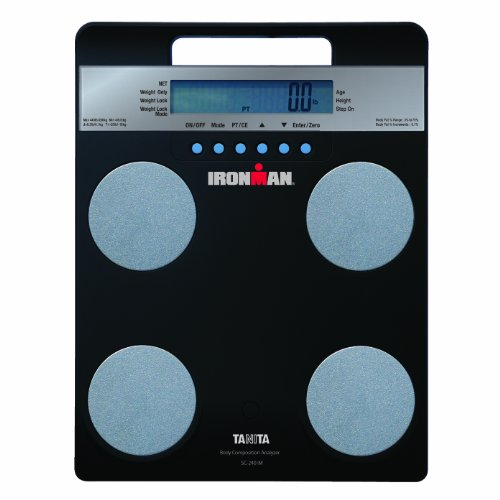 Ironman Body Fat Scale (Tanita SC-240IM Ironman Body Composition Monitor Bundle)