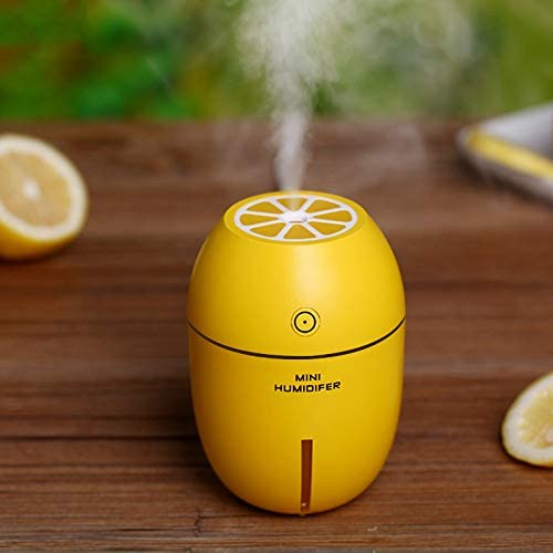 Aroma Humidifier Ultrasonic Air Essential Oil Diffuser USB Steam Mist Maker IU