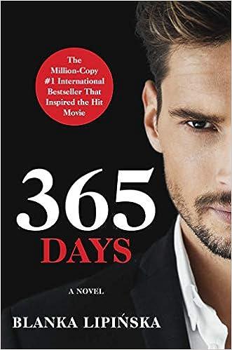 Amazon Com 365 Days 1 365 Days Series 9781982174309 Lipinska Blanka Books