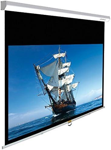 2,8 m , 16:9, Aluminium, Blanc /Écrans de Projection 110.2 Lumene Capitol Premium 280C /écran de Projection 2,8 m 16:9 110.2