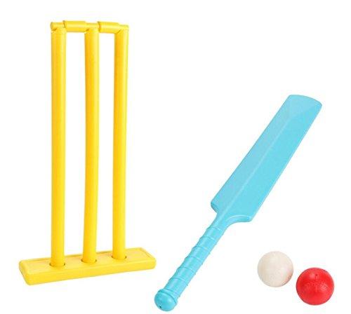 Divertente Set da cricket per bambini Generi-bambini Sports Interactive Cricket Indoor e Outdoor Toys da SKNSM