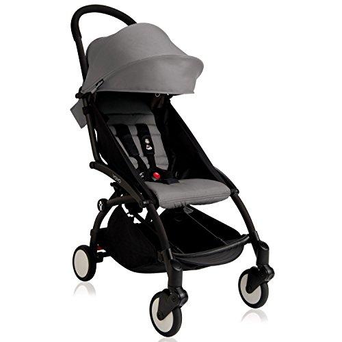 Babyzen YOYO+ Stroller - Black/Grey