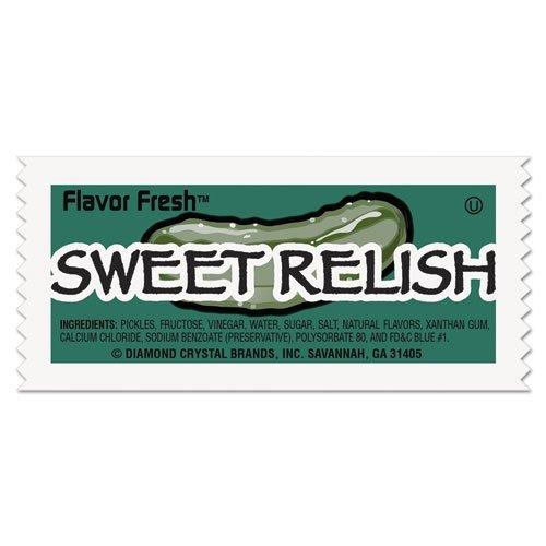 Flavor Fresh Relish Pch 200