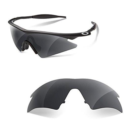 sunglasses restorer Lentes Polarizadas Color Titanio para Oakley M Frame Sweep: Amazon.es: Ropa y accesorios