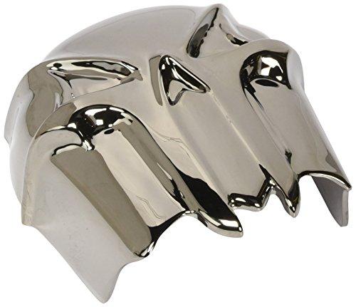 Cover Skull Horn (Kuryakyn 7741 Black/Chrome Skull Horn Cover)