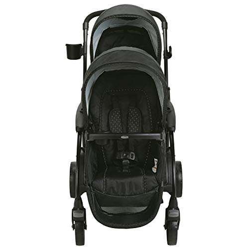 41RpVrfCOwL - Graco Modes Duo Double Stroller | 27 Riding Options For 2 Kids, Balancing Act