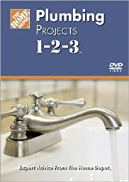 Plumbing Projects 1-2-3 (Home Depot 1-2-3)