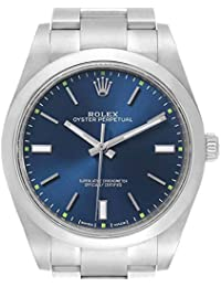 Oyster Perpetual Automatic-self-Wind Male Watch 114300 (Certified Pre-Owned)