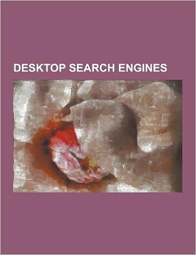 Desktop Search Engines: Ask Com, Beagle (Software), Copernic