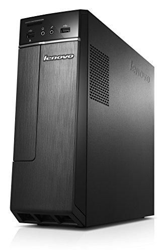 Lenovo H30-05 Desktop-PC (AMD A8-7410 Quad-Core Prozessor, 2,5 GHz, 4GB RAM, 1TB HDD, AMD Radeon R5 Grafik, DVD-Brenner, Windows 10) schwarz