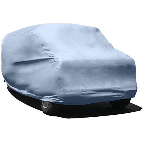 Lumina Apv 96 Van Auto - Budge Duro Van Cover Fits Standard Vans up to 18 feet, VD-2 - (Polypropylene, Gray)