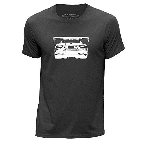 stuff4-mens-medium-m-dark-grey-round-neck-t-shirt-stencil-car-art-viper-acr