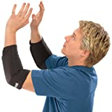 Mueller Elbow Pads, Black, One Size