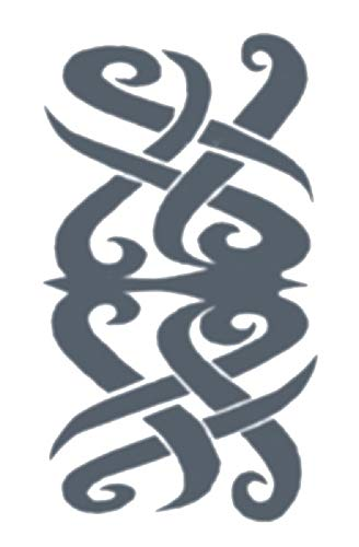 Tattoo Tribal Borneo
