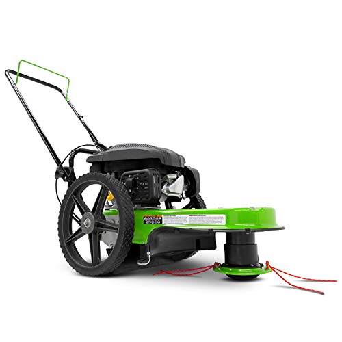 TAZZ 35258 Viper Walk Behind String Mower 150CC, Green
