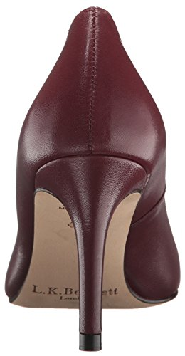 Oxblood Dress Women's Bennett Floret Pump k L xSfqYf