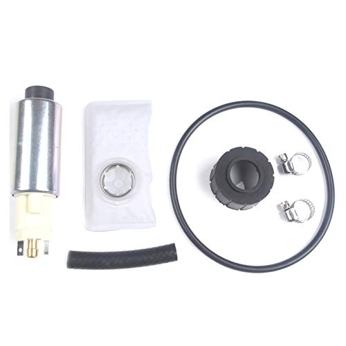 - PLDDE New 1pc Electric Gas Intank EFI Fuel Pump With Filter+Clamps+Rubber Hose+Isolator+O-Ring Fit Ford Thunderbird Crown Victoria Windstar Mercury Cougar Grand Marquis Lincoln Town Car Mark VII H.O.