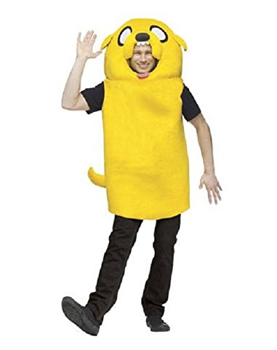 Adventure Time Jake The Dog Adult Mens