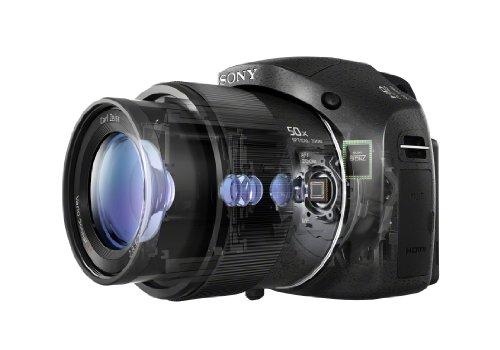 amazon com sony cyber shot dsc hx300 bc 20 4 mp digital camera