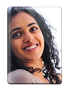 3783735K34113197 Awesome Design Actress Nithya Menon Hard Case Cover For Ipad Air