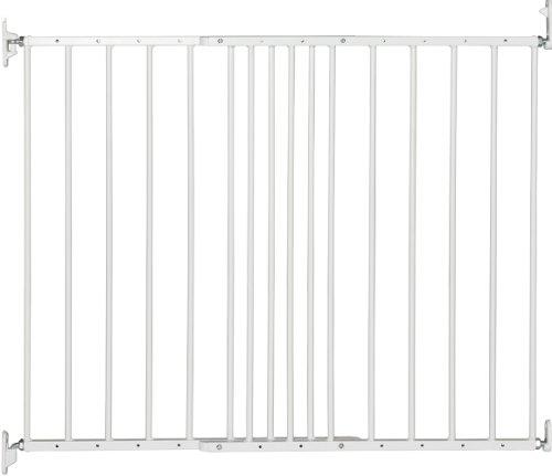 BabyDan-Multidan-Extending-Metal-Safety-Gate-White