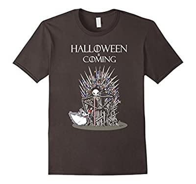 Funny Halloween Is Coming T-shirts Gift