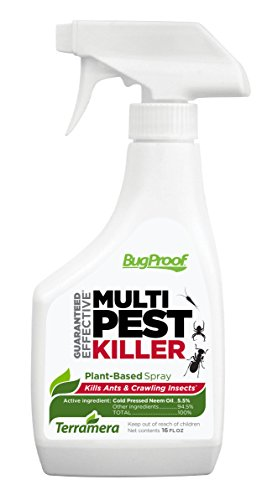 Proof Multi-Pest Killer Spray - Kills Ants, Silverfish, Centipedes, Cockroaches - Guaranteed Effective