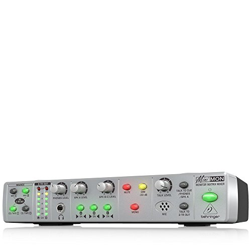 Behringer MON800 Ultra Compact Stereo Monitor