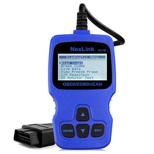 Scanner NexLink Trouble Multi language Hand held product image