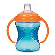 Munchkin Mighty Grip Trainer Cup, 8 Ounce, Colors May Vary (Discontinued by Manufacturer)