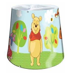 Spearmark Winnie The Pooh Tapered Pendant Shade