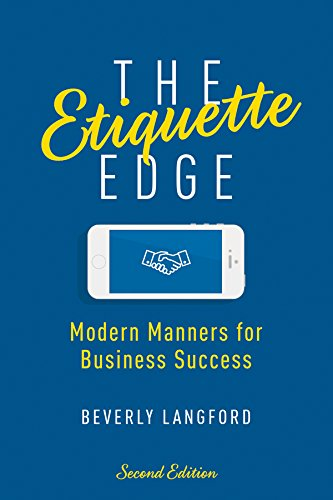 Download PDF The Etiquette Edge - Modern Manners for Business Success