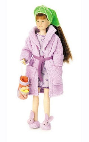 Only Hearts Club Purple Robe & Slippers Outfit