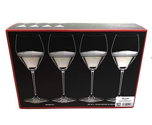 Riedel Accanto Prosecco Glasses, Set of 4