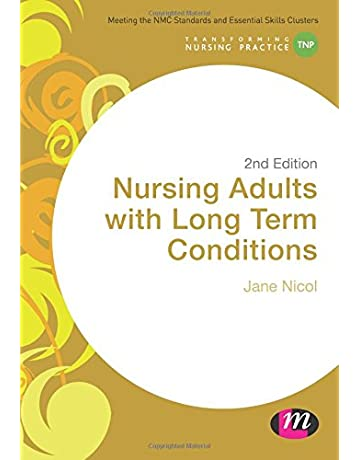 nursing adults with long term conditions nicol jane