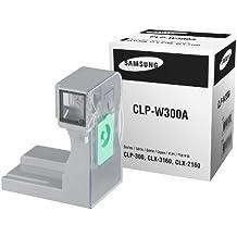 Samsung CLP-W300A Waste Container 5K, Color 1.25K Yield for CLP-300, CLP-300N, CLX-2160N, CLX-3160N, CLX-3160FN - Black