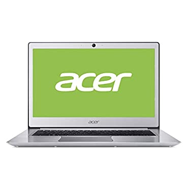 "Acer Swift 3, 8th Gen Intel Core i7-8550U, NVIDIA GeForce MX150, 14"" Full HD, 8GB LPDDR3, 256GB SSD, SF314-53G-87EQ"