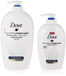 Dove Hand Wash Deeply Nourishing, 500ml with 220 ml