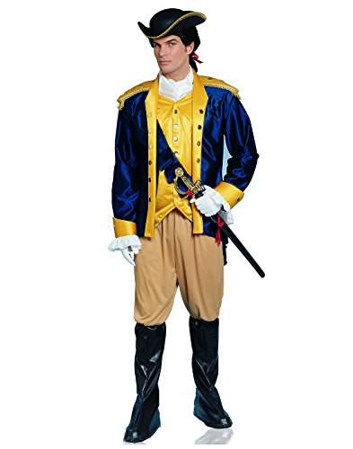 Costume Culture Men's Patriot Costume, Blue, Standard]()